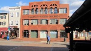 Medstar plans urgent care center in the building above at 228 7th Street, SE