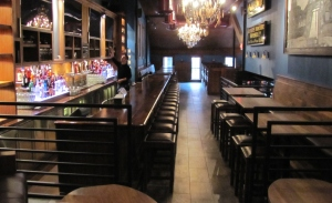 Upstairs Bar Looking Toward Pennsylvania Avenue
