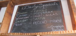 Weekday Specials from Grandpa's Recipes