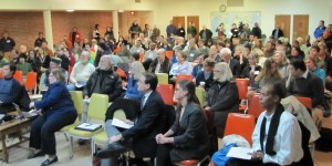 150 People Turn Out for Community Meeting on Capitol Hill Power Plant Expansion