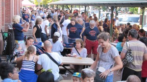 Al Fresco for Frager's Food Festival Friday Evening, June 21