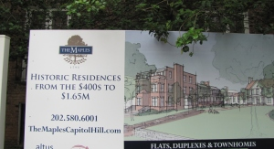 Architect's Rendering of The Maples - Residences Available 2014