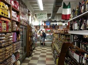 A. Litteri, 517 Mose Street, NE, Washington's Oldest Italian Grocery