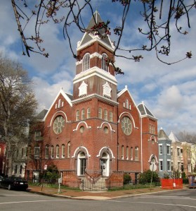 Epworth Church at 700 A Street SE