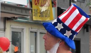 Barrack Row July 4th Parade, 2013