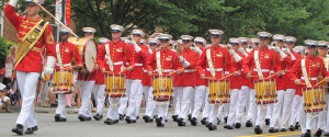 The Marine Commandant's Own Drum and Bugle Corps