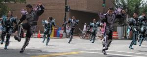 Moe Latin Dancers