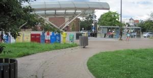 Eastern Market Metro Plaza
