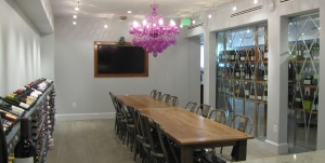 Classes will be held in DCanter's Tasting Room