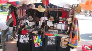 Hats, T-Shirts, Sunglasses