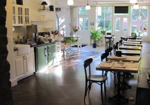 Dining Room, Rose's Luxury