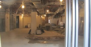 A View Inside the First Floor of the Home Care and Hospice Association Building at 228 7th Street, SE