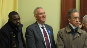 Councilmember Tommy Wells Attended Part of the Forum