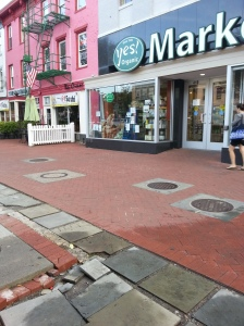 Barracks Row Seeks Parking Funds to Repair Pedestrian Hazards on 8th Street, SE