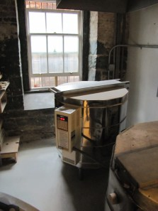 One of the Studio's Two Electric Kilns