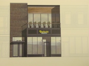 Some residents fear that homogeneity will accompany Potbelly's arrival on Barracks Row.  The restaurant is scheduled to move into the space formerly occupied by Tandoor Grill.  Plans for the Indian restaurant to re-open on the newly constructed second floor have been shelved in favor of office space.