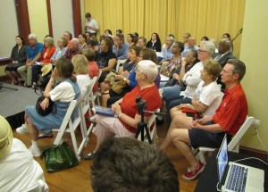 More of the Residents Who Attended Last Night's Meeting
