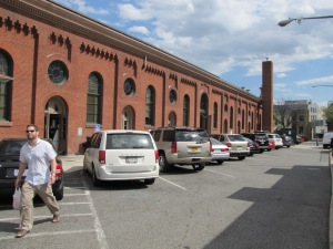 Few Drivers Heed the 1 Hour Time Limit For Parking in the 20 Spaces Behind the Market