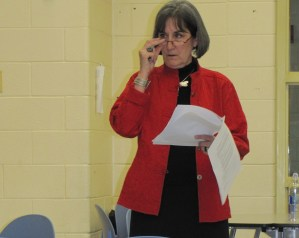 DDOT Policy Official Alice Kelly Tells ANC6A of Change in Triangle Park Policy