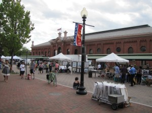 Proposal to Open 7th Street to Traffic Has Created Tension Between Merchants and Vendors