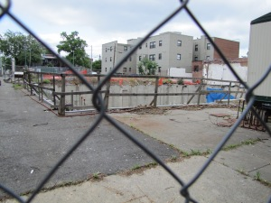 This Empty Pit on 15th Street, a Few Feet North of Independence Avenue, SE, Has Been A Blight on the Neighborhood in the Eyes of Nearby Residents