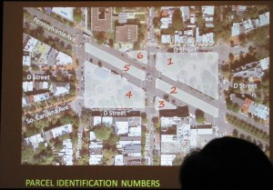 The Six Components of the Redesign Plan for Eastern Market Metro Plaza/Park