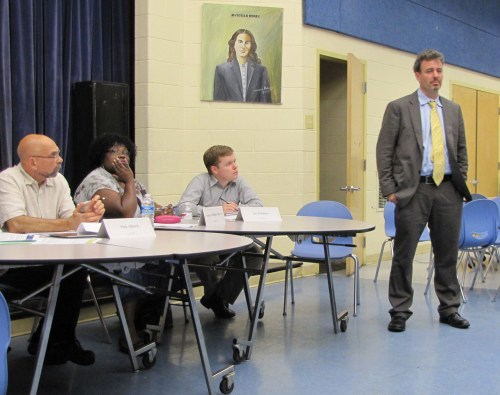Josh Kern, Court Appointed Receiver for Options School, Provides Update on Options Future to ANC6B