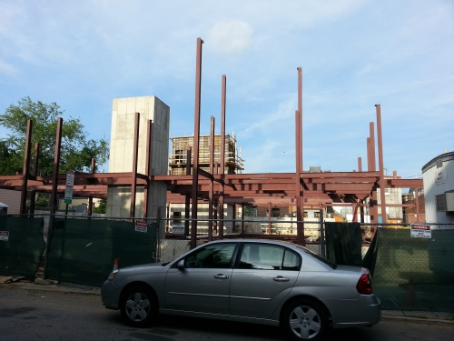 The Church of the Latter Day Saints Rises at 522 7th Street, SE