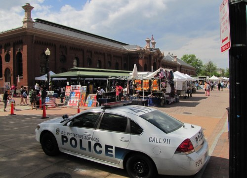 Over Zealous Security Enforcement Results in New Policy on Petitioning at Eastern Market