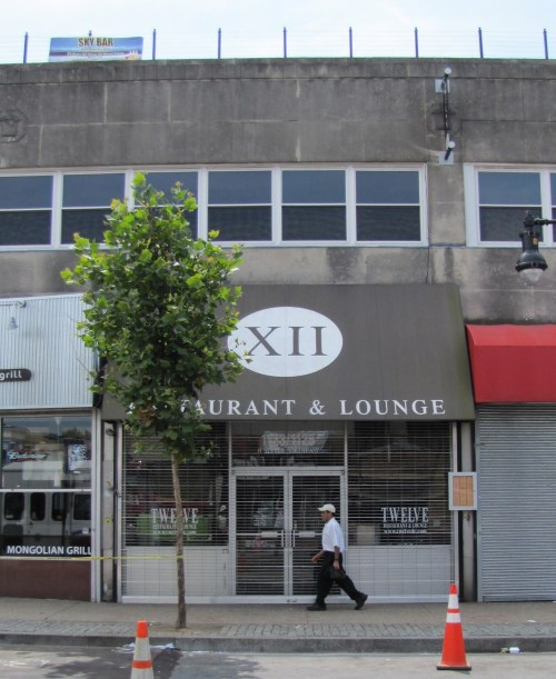 XII Restaurant and Lounge, 1123 H Street