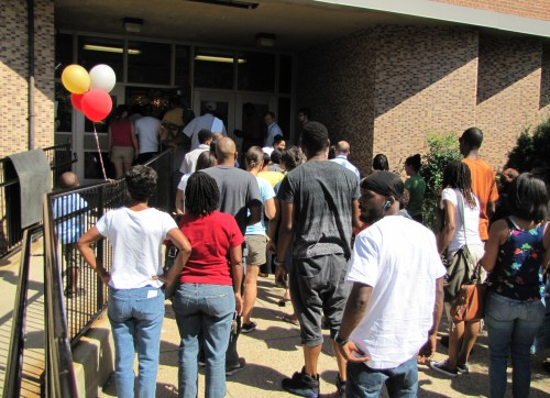 3:15pm, Watkins Elementary School, 12th Street Entrance