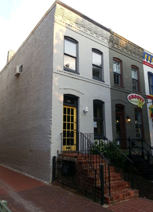 "323 7th Street, SE, formerly ""Monkey's Uncle"""