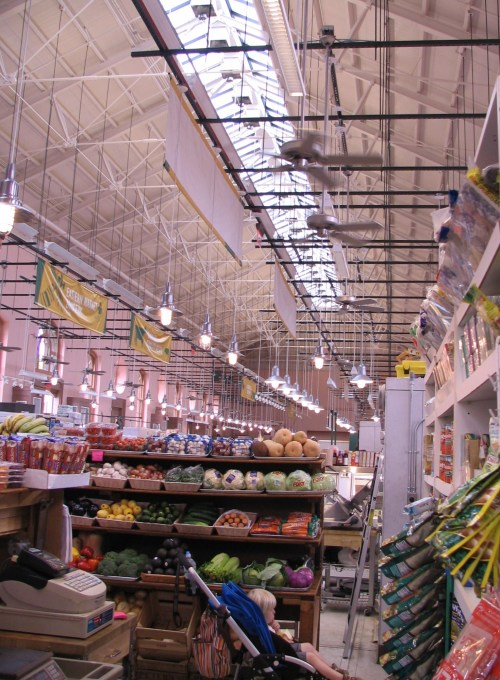 Eastern Market, South Hall