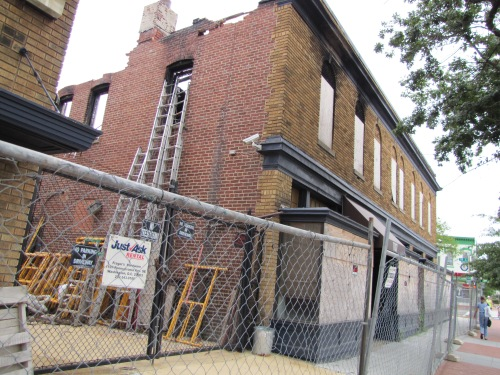 Preservation Law Appears to Require Keeping Frager's Facade