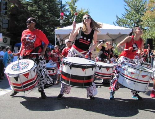 Empowerment Through Drumming