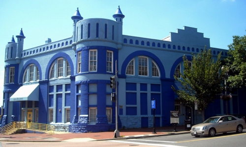 The Blue Castle - Reported to Be Under Contract to National Community Church