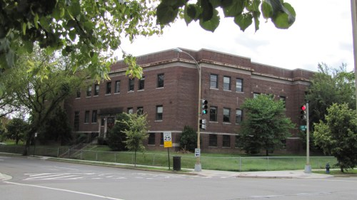 Boys and Girls Club, Eastern Branch Building, 261 17th Street, SE