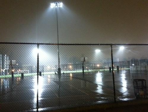 Watkins Field - 7:05pm, Saturday, January 3, 2015