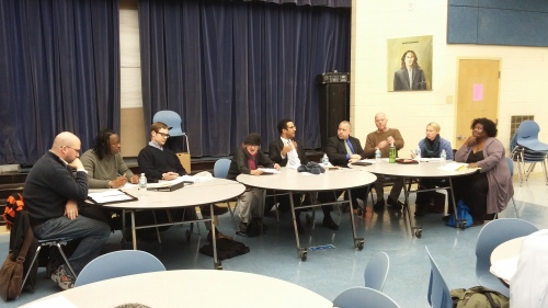 ANC6A Convened Thursday Night for It's First 2015 Meeting