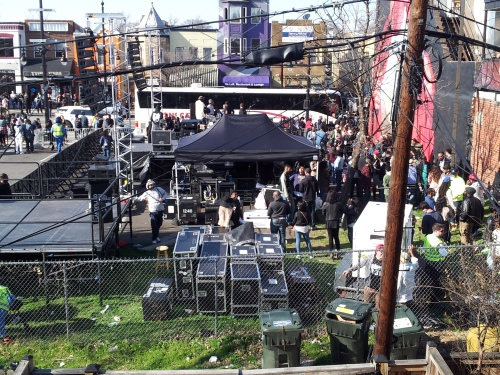Wale Concert Sets Up (Virtually) In Neighbor's Back Yards With No Notice