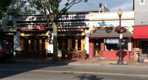 Las Placitas and Matchbox - Barracks Row, May 13, 2015