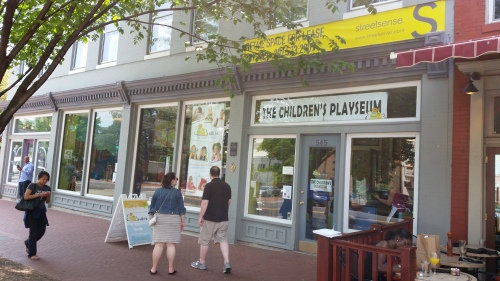 The Children's Playesum, Barracks Row