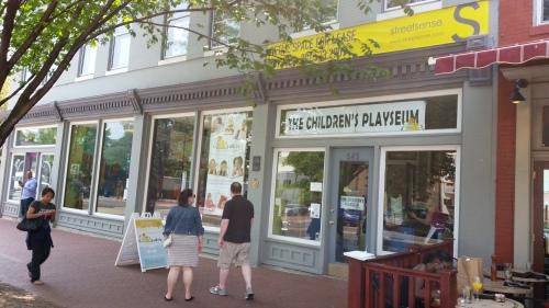 The Children's Playesum, Barracks Row