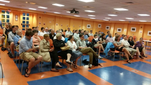 ANC6B Residents Attend a Community Crime Meeting at St. Coletta's on June 1