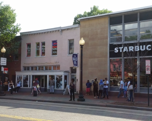 Barracks Row &Pizza Is Scheduled to Open in August at 405 8th Street, SE