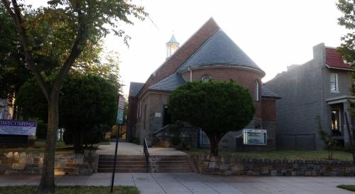 Liberty Baptist Church, 527 Kentucky Avenue, SE