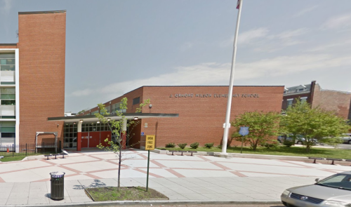 J.O. Wilson Elementary School at 660 K Street, NE