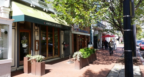"Zest Bistro on Barracks Row ""Closed Until Further Notice"""
