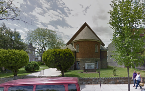 Liberty Mutual Church at 527 Kentucky Avenue, SE (Photo courtesy of Google Maps)