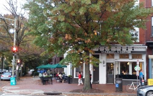 Starbucks, 3rd and Pennsylvania Avenue